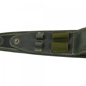 BR07-P GREEN particolare portacolpi aperto
